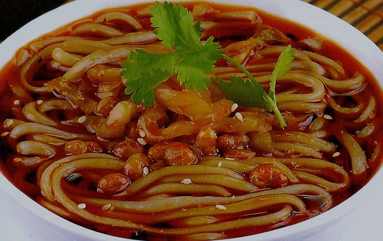 ShanXi Spicy&Tangy Soup Noodle